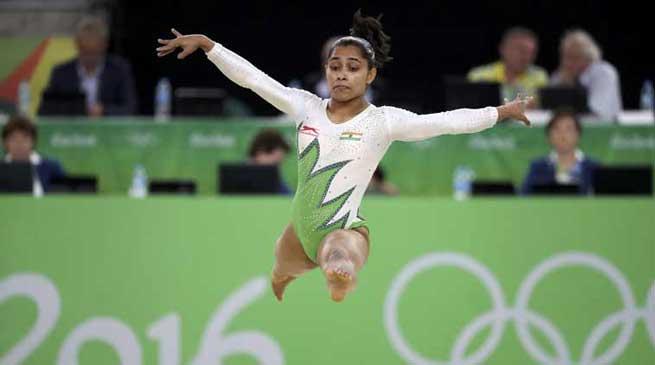 Tripura's Deepa Kumari created history in Rio Olympics
