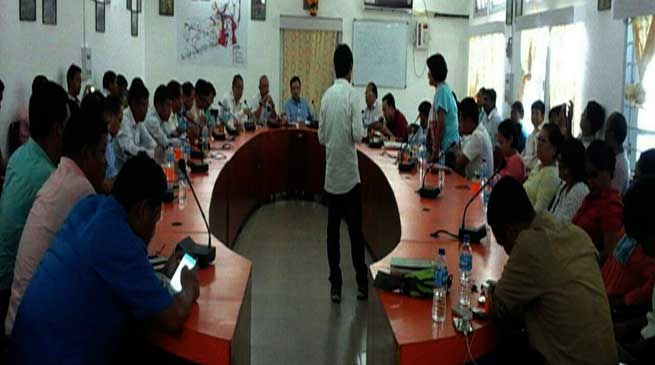 Proposed Pasighat Bandh Called Off- High Level Meeting On Power Crisis Issue