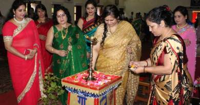 Shillong- BSF Wives Welfare Association Celebrates BWWA Day