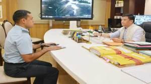 Recruit Maximum Youth from Arunachal in IAF- Pema Khandu