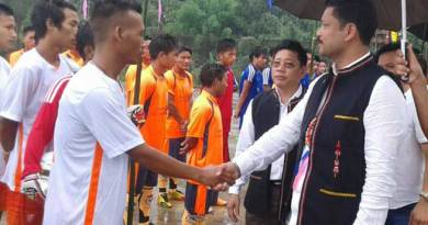 Arunachal- 2nd TWMFT Kicks Off at Khonsa