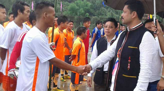 Arunachal- 2nd TWMFT Kicks Off at Khonsa