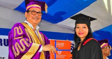 Third Convocation of NIT Arunachal Pradesh Held