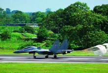 Tezpur Air base ready for any challenge- IAF official