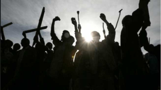 Namsai- Villagers Attacked and Injured Two Police Men
