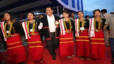 Photo of CM Pema Khandu Appeals for working together as Team Arunachal
