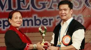 Khandu Appreciates the role of women in cultural preservation of Adi society