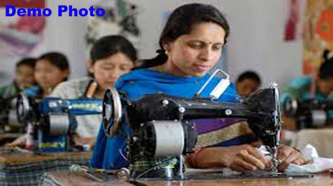 Arunachal Pradesh- Five Days Workshop on Women Skill Development Begins
