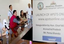 Photo of Khandu launches e-ticketing for APSTS bus services