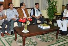 Photo of Governor and CM discussed Developmental Issues of State