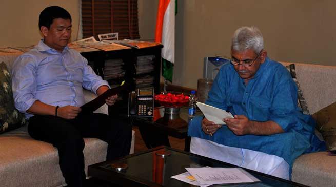 BSNL has plans of huge expansion in Arunachal Pradesh