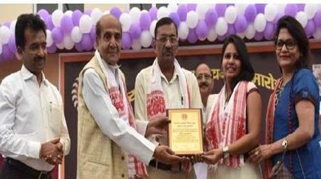 Panchanvi Kanya selected in IFF