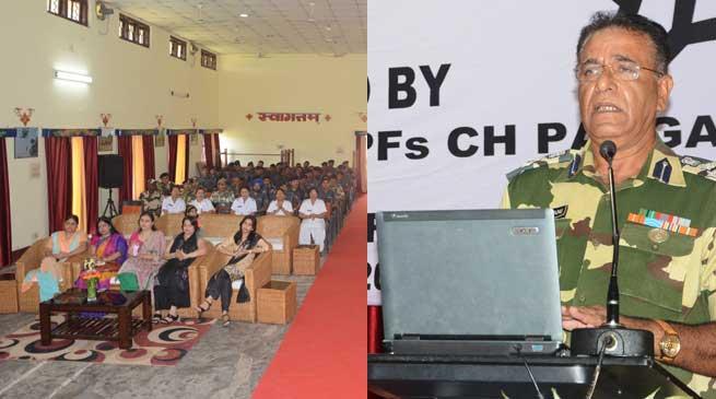 BSF Observes World Arthritis Day