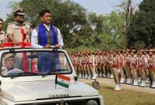 Arunachal Pradesh Police Celebrates 44th Raising Day