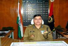 Photo of BSF IG Left for Bangladesh to attend Border Coordination Conference