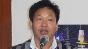 NCP Condemn Denial of visa to Bamang Tago by Chinese Embassy