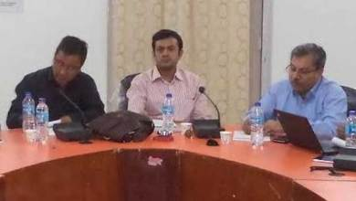 Central Team Reviews NHM Programme in East Siang dist