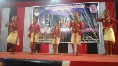Photo of Assam Musical Band Rocks Deomali at Chalo Loku Festival Ground