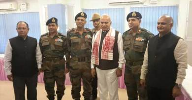 46th State Managing Committee Armed Forces Flag Day Meeting