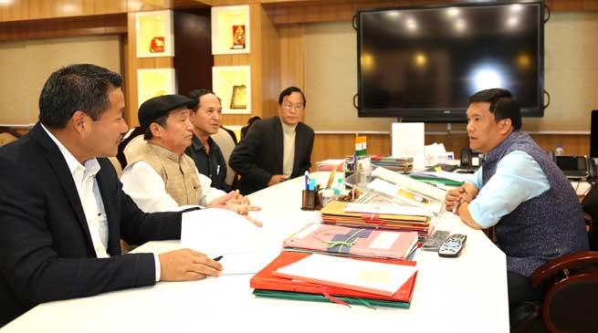 Rashtriya Sanskriti Mahotsav will be held in Tawang