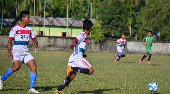 Sadbhavana project- Army BTAD Premier Football League