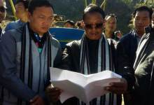 Khandu Govt is stable and Committed for all round development- Felix