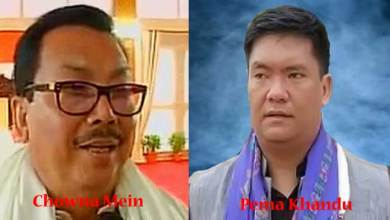 Photo of PPA  Suspends Pema Khandu, Chowna Mein, and 5 other MLAs from primary membership