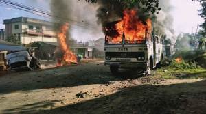 Curfew has been imposed in Imphal East district of Manipur