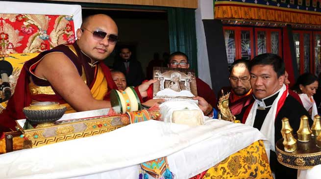 China Reacted on Karmapa's visit to Arunachal Pradesh