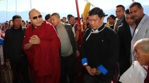 China Reacted on Karmapa's visit to Arunachal Pradesh