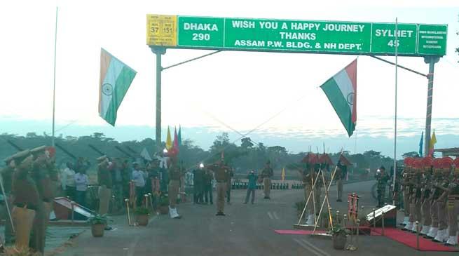 BSF Celebrates 68th Republic Day in Baraka Valley