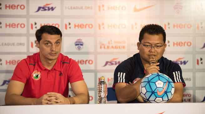 Match Preview- Bengaluru FC vs Shillong Lajong FC
