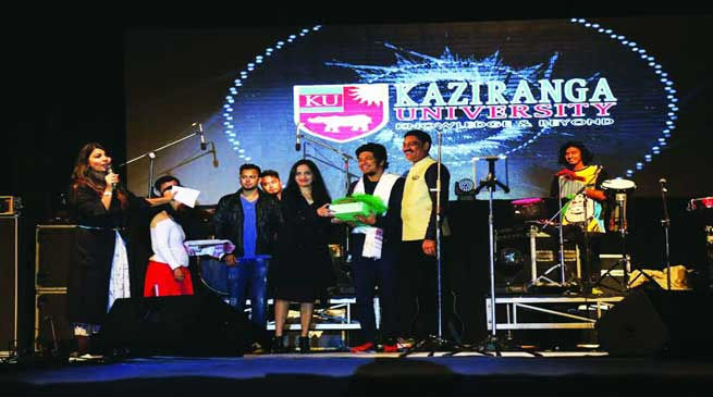 Kaziranga University's annual winter fest, 'Talent Tantra 2017' Concluded