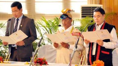 Photo of Arunachal Pradesh- Three new Minster inducted in Khandu's Cabinet