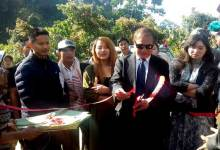 Photo of Nabam Tuki inaugurates New Primary School Building