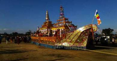 Arunachal Pradesh- Poi-Leng Festival Begins at Namsai