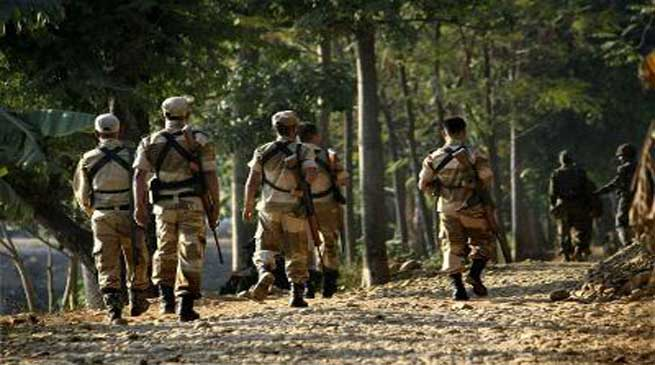 Arunachal- 2 Assam Rifles Jawan killed in encounter with NSCN-K terrorists in Changlang