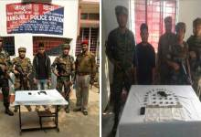 Assam- Army Apprehends two GNLA Caders