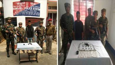Photo of Assam- Army Apprehends two GNLA Caders