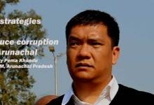 Photo of My strategies to reduce corruption in Arunachal- Pema Khandu