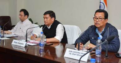 Arunachal- First time Pre-budget consultative meeting held