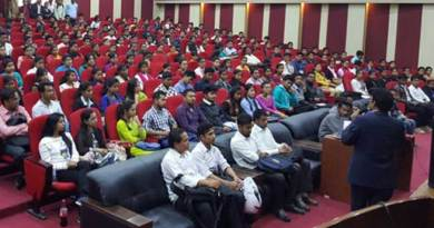 TCS organised Campus Recruitment Drive at Kaziranga University