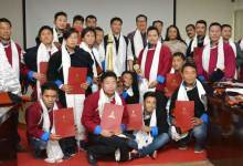 Photo of Rousing welcome to Arunachal StateTableau Team