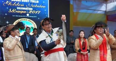 RAGA- Chowna Mein Kicked Off Boori Boot Yullo Festival