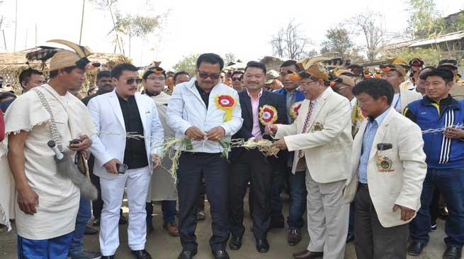 Golden Jubilee Nyokum Yullo Celebration at Joram