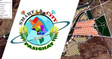 Arunachal- Pasighat Preparing for Smart City Challenge