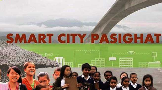 Campaign for Pasighat Smart City Mission