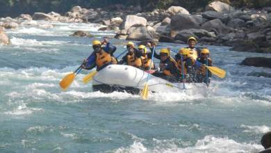 Photo of White Water Rafting Expedition by Team of Blazing Sword