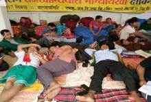 Photo of Kokrajhar- ABSU indefinite Hunger Strike entered 3rd Day
