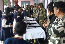 Photo of Shillong-BSF Organises Interactive Session with School Children